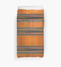 "Zekko Arashi Ryu – ""Orange Pattern"" Duvet Cover"