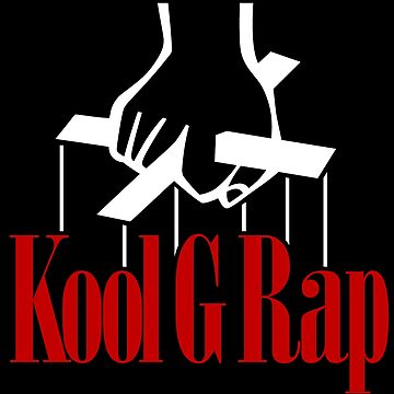 Kool G Rap Roots of Evil Logo Red by EbtsOby