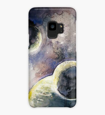 Out There Watercolor Case/Skin for Samsung Galaxy