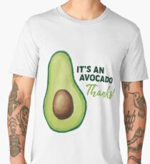 It's an avocado, thanks! Men's Premium T-Shirt