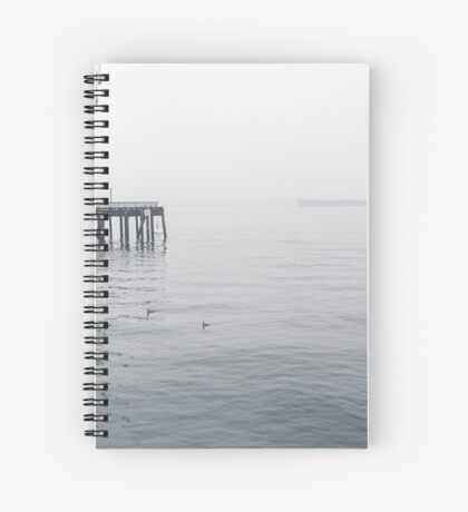 Seattle Spiral Notebook