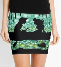 Kiss The Girl Mini Skirt