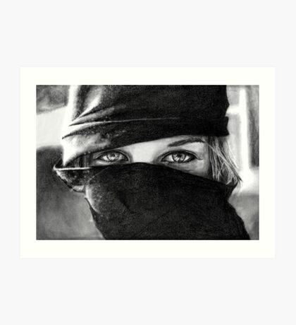 Your Eyes Art Print