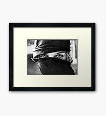 Your Eyes Framed Print
