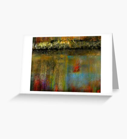 Heart of Bayou Country Greeting Card