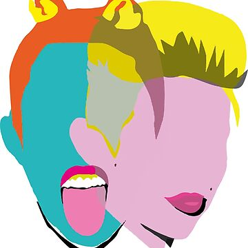 Miley Cyrus Artpop by ilustracionDGR