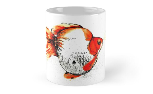 Bubble Fish by Obsessive Coffee Disorder