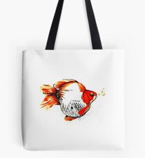 Bubble Fish Tote Bag