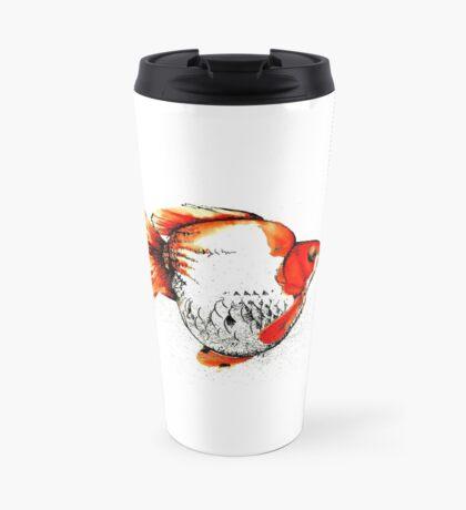 Bubble Fish Travel Mug