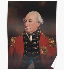 Charles Cornwallis portrait Poster