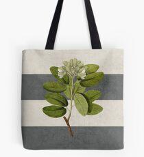 botanical stripes 5 Tote Bag