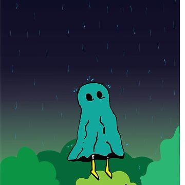 Raining by D-Taurus