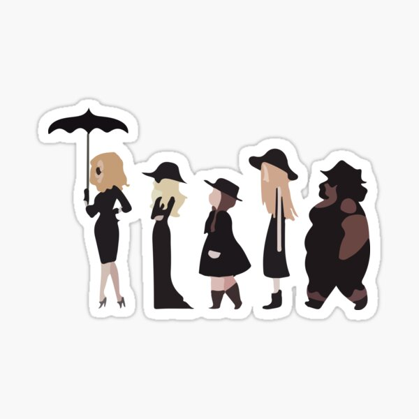 AHS COVEN Sticker
