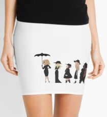 AHS COVEN Mini Skirt
