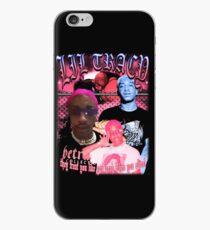 Lil Tracy Sie behandeln Sie wie Sie tot, wenn Sie leben! iPhone-Hülle & Cover