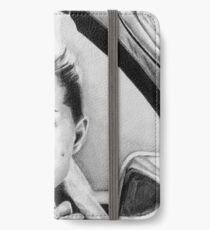 Natalie Portman fanart iPhone Wallet/Case/Skin