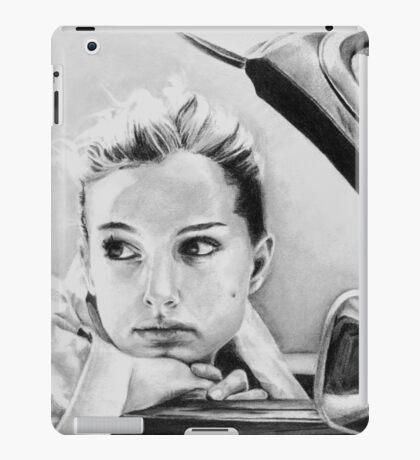 Natalie Portman fanart iPad Case/Skin