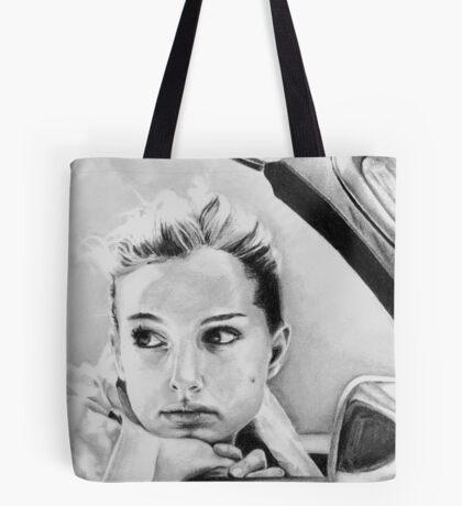 Natalie Portman fanart Tote Bag