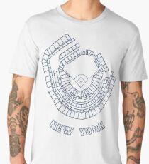 Citi Field - NY Men's Premium T-Shirt