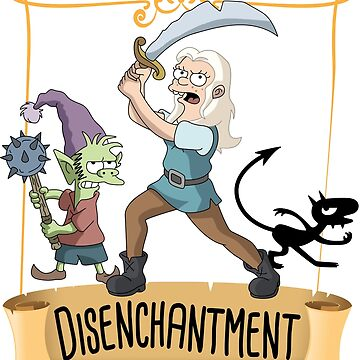 Disenchantment by Scum-N-Villany