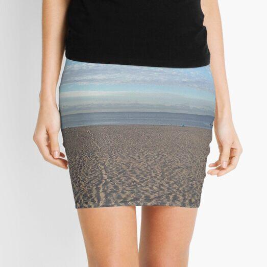 #Sand #beach #sea #sky #sand #water #ocean #coast #blue #nature #summer #landscape #clouds #wave #shore #seaside #cloud #coastline #horizon #travel #seascape #vacation #sunset Mini Skirt