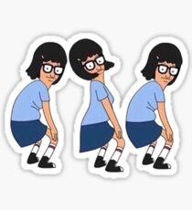 Twerking Tina Belcher Sticker
