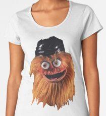 Gritty (Face) Women's Premium T-Shirt