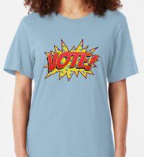 Vote Slim Fit T-Shirt