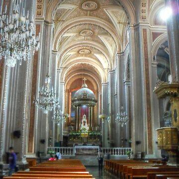©MT  Catedral Morelia III by OmarHernandez