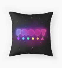 froot Throw Pillow