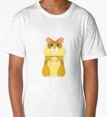 World's Best Hamster Mom Long T-Shirt
