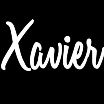 Hey Xavier buy this now by namesonclothes
