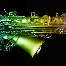Environmentally Friendly Saxophone by SunriseRose