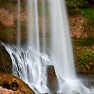 Beautiful Waterfall by bnilesh