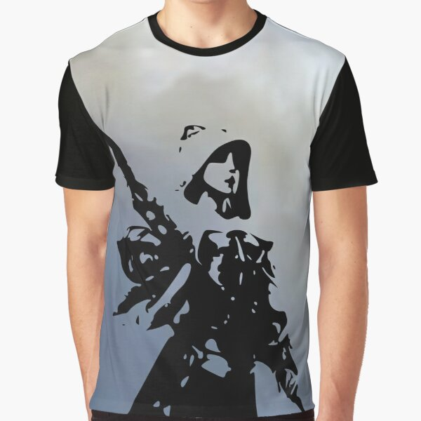 Magic Planeswalker Profile - Elspeth Tirel - Abstract  Graphic T-Shirt
