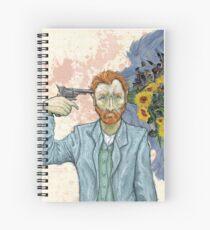 Vinnie Van  Spiral Notebook