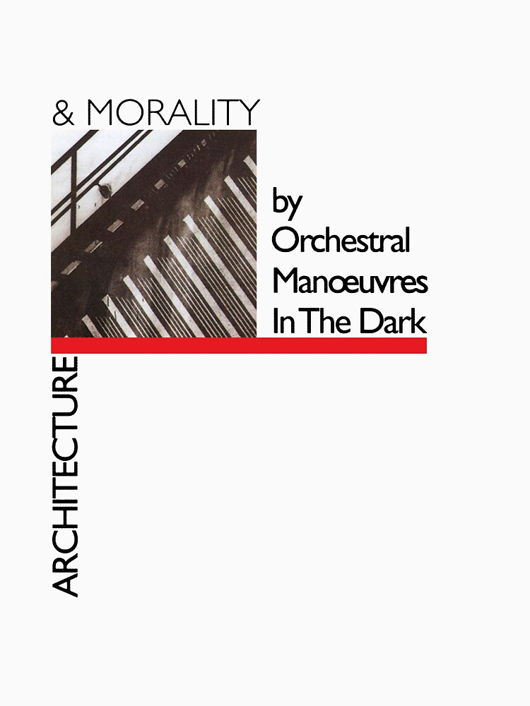 Orchestral Manoeuvres in the Dark - Architecture & Morality by cullenders