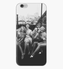 the girls  iPhone Case