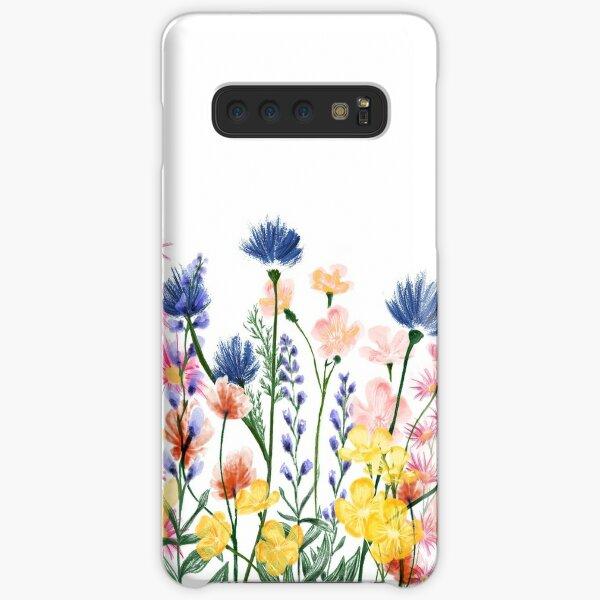 Wildflowers Samsung Galaxy Snap Case