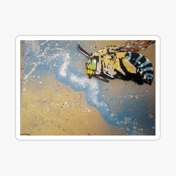 Tims bee Sticker