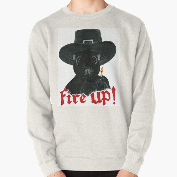 Witchfinder Salem Pullover Sweatshirt