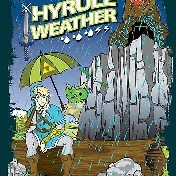 Hyrule Weather by GreenHRNET