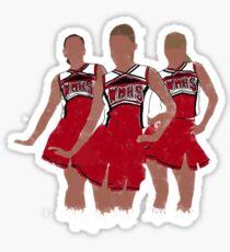 Glee Cheerios Sticker
