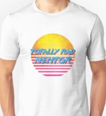 Vintage 1980s Totally Rad Mentor Unisex T Shirt