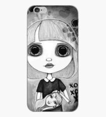 Number One Fan (Black & White Version) iPhone Case