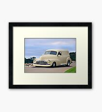 1947 Chevrolet Sedan Delivery 'Panel Truck' Framed Print