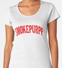 SMOKEPURPP BACKWOODS (HIGHEST QUALITY) Women's Premium T-Shirt