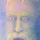 Van Gogh inspired digital portrait by Sinmigo