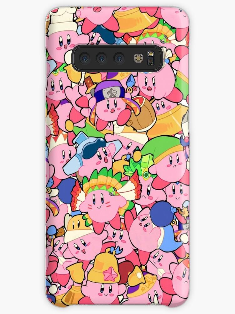 Kirby Muster von Feefles