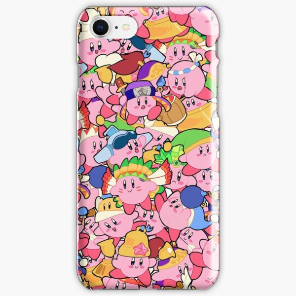 Kirby Patterns  iPhone Snap Case